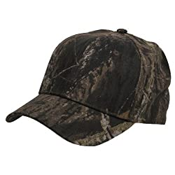 Fitted Camouflage Caps-Mossy Oak