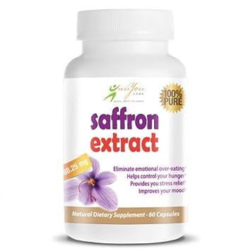 100 Pure Saffron Extract
