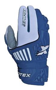 Xprotex Adult RAYKR 2014 Protective Batting Gloves, Royal, Medium by Xprotex