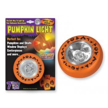 Pumpkin Led Candle Light