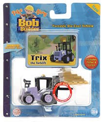 Take Along Bob the Builder - Trix