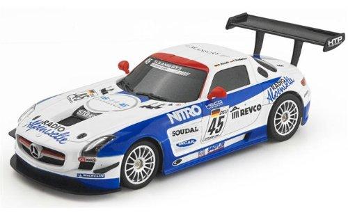 "NINCO Mercedes SLS GT3 ""Nitro"" Car, Lightning Edition"