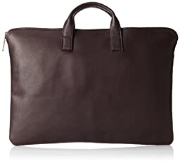 Claire Chase Folio with Handle, Cafe, One Size