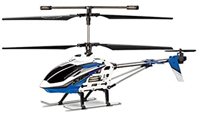 Syma S301g Metal Frame RTF Rc Helicopter Remote Control- Color Vary New from Syma