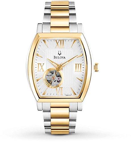 Cheapest Bulova Men's 98A131 Self-Winding Mechanical Watch
