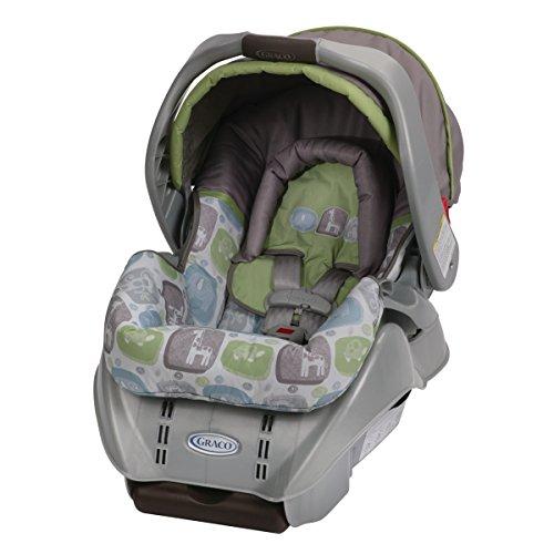 Graco Snug Ride Classic Connect Infant Car Seat, Sequoia
