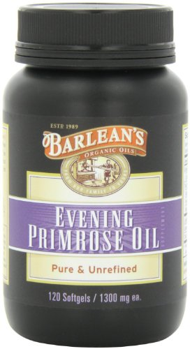 Barleans-Organic-Oils-Organic-Evening-Primrose-Oil-1300-mg-ea-Bottle