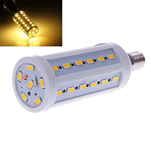 E14 10W 42 Led 5630 Smd Corn Spotlight Light Lamp 220V Warm Pure White Bulb