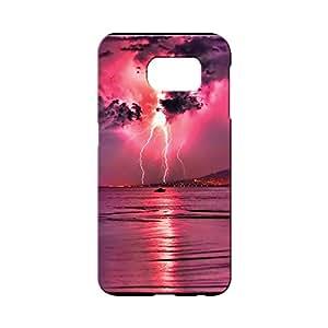 BLUEDIO Designer 3D Printed Back case cover for Samsung Galaxy S6 Edge Plus - G6837