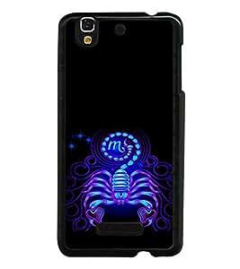 ifasho Designer Phone Back Case Cover YU Yureka :: YU Yureka AO5510 ( Smoke up Design )