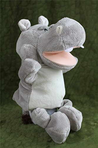12-Hand-Puppets-Early-Childhood-Lovely-Animals-Big-Hand-Puppets-for-Children-Story-Telling-Stuffed-Plush-Toy-for-Adults-Hippo