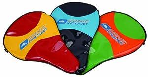 Donic Schildkröt Tischtennis-Schlägerhülle Lucky mit Ballfach, farblich sortiert