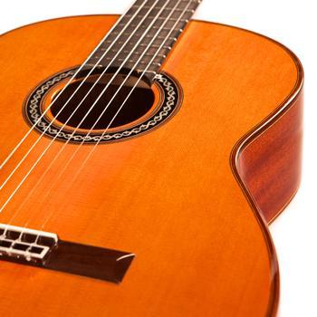 Amazon.com: Cordoba C9 CD Acoustic Nylon String Classical ...