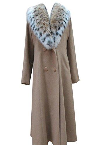 100-17-ounce-loro-piana-dark-camel-cashmere-coat-w-canadian-lynx-shawl-collar
