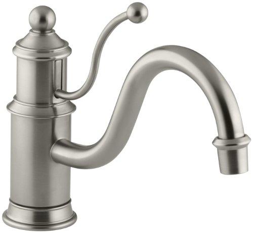 Kohler K-169-Bn Antique Single Control Kitchen Sink Faucet