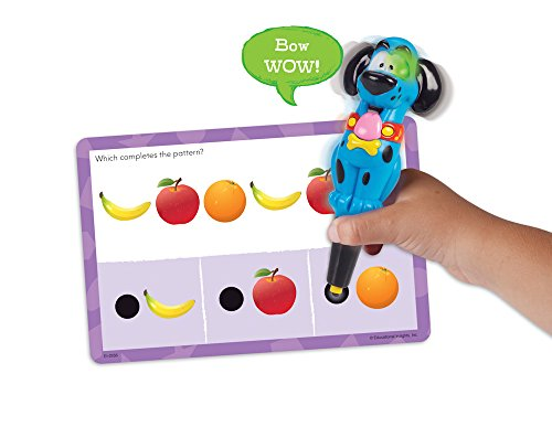 Educational Insights Hot Dots Jr. Cards - Patterns & Sequencing