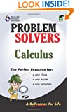 Calculus Problem Solver (Problem Solvers Solution Guides)
