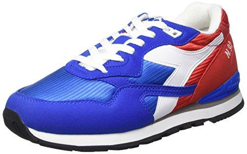 diadora-n-92-scarpe-low-top-unisex-adulto-multicolore-c6133-rosso-papavero-azzurro-40-1-2