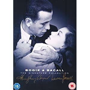 Bogie and Bacall Signature DVD Box Set [Import anglais]