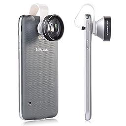 XCSOURCE CellPhone 5x Super Telephoto Detachable Lens for iPhone 6 plus 6 5G 5S 4S 4G Samsung S3 S4 S5 I9100 I9300 I9500 I9600 NOTE 2 3 4 DC583