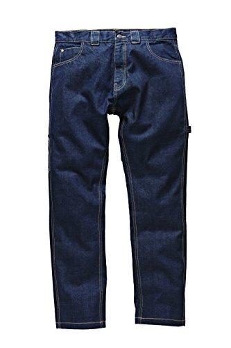 Dickies Streetwear Male Denims Kentucky, Jeans Uomo, Blu (Rinsed), W34/L34 (Tallia Produttore: 34/34)