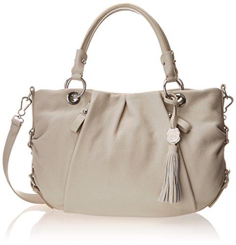 Vince Camuto Cris Satchel Handbag,Moonstruck,One Size
