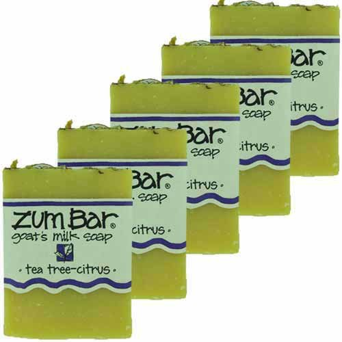 Tea Tree Zum Bars Multipack (5 Count)<Br>By Indigo Wild