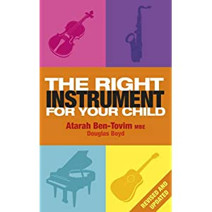 The Right Instrument For Your Child: The key to unlocking musical potential