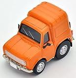 チョロQ zero Z-46a ルノー4 フルゴネット (橙)