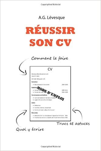 how to make a professional cv examples