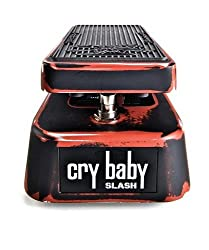 Dunlop SC95 Slash Cry Baby Classic Wah-Wah Guitar Effects Pedal from Jim Dunlop