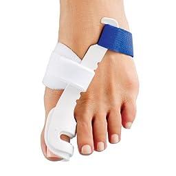 FootSmart Bunion Regulator, LEFT W5-8.5/M5-5.5