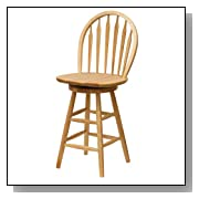 Winsome Wood Windsor Swivel Counter Stool