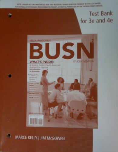 Tb Busn 3e 4e