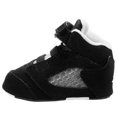 Buy Nike (Gp) Crib Jordan 5 Retro Basketball Shoes by Nike