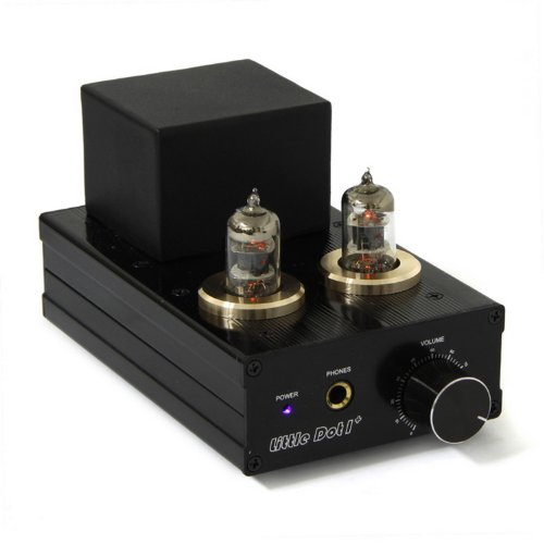 Little Dot I+ 6Ji X2 Tube Standard Hybrid Headphone Tube Amplifier