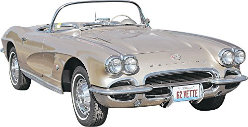 Revell '62 Corvette Roadster 2 'n 1 Plastic Model Kit (1962 Corvette Model compare prices)