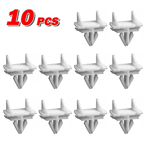 PartsSquare 30pcs Fender Liner Fastener Rivet Push Clips Retainer for 2002-2007 Jeep Liberty 2002-2007 Jeep Cherokee (Fender Flare Jeep Liberty compare prices)