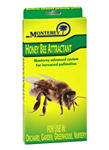 Monterey LG 8610 Honey Bee Attractant, One Kit (Discontinued by Manufacturer)