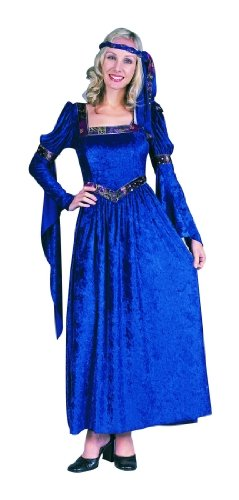 Adult Renaissance Queen Costume Plus Size (16-20)