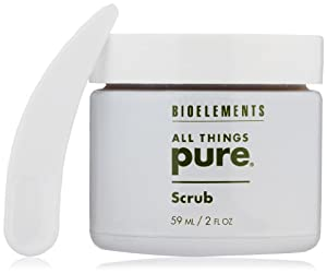 Bioelements All Things Pure Scrub, 2-Ounce