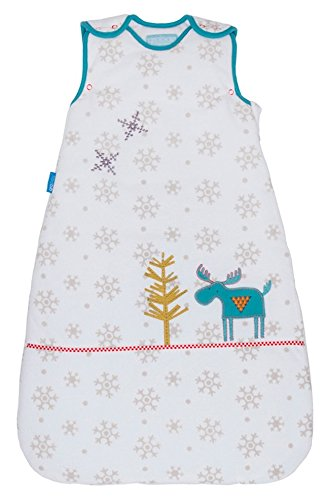 Best Price! Grobag Baby Sleeping Bag - Mr Moose 18-36 Months 3.5 Tog