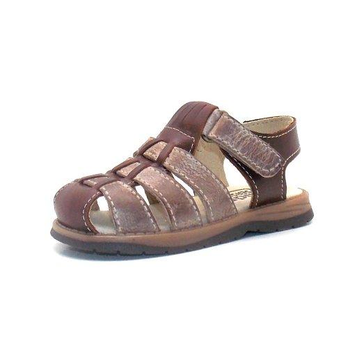 Seaside Mokassin Boat Shoe Children Shoe Spring shoes 1970101 Brown Beige