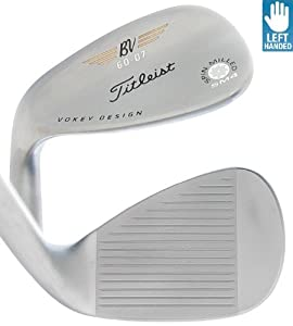Mens Titleist Vokey SM4 Tour Chrome Wedge by Titleist