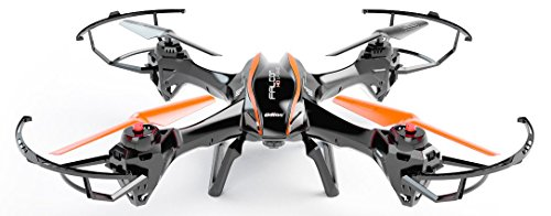 UDI RC U842 6-Axis Gyro 2.4Ghz Falcon RC Quadcopter with HD Camera,