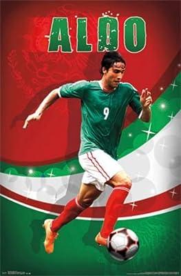 Trends Intl. Aldo De Nigris Brillo Poster, 24-Inch by 36-Inch