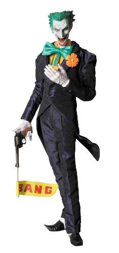 Medicom Batman Hush Real Action Heroes Joker Action Figure Knowlesspeteraah