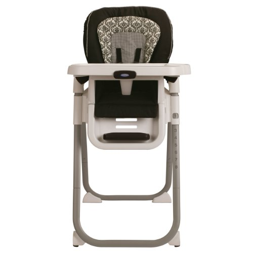Graco Baby High Chair Seat Feeding Folding Convertible Removable Tray Infant Kid