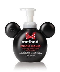Minnie Mouse Foaming Hand Wash, Strawberry Fizz, 8.5 fl oz (252 ml)