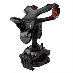 "WireSwipeâ""¢ Bike, Bicycle, & Motorcycle Mobile Cell Phone Holder Mount Bracket For Iphones, Ipods, Samsung Galaxy Phones, LG, Nokia, Htc, Blackberry & Other Smartphones - Multi Color"